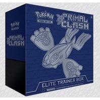 Pokemon TCG XY Primal Clash Elite Trainer Box (Sealed)