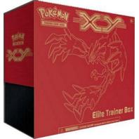Pokemon TCG XY Yveltal Elite Trainer Box (Sealed)