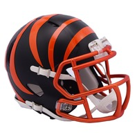 CINCINNATI BENGALS 2017 Riddell NFL Blaze Alternate Speed Mini Football Helmet