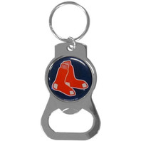 Boston Red Sox Bottle Opener Key Chain Officially MLB Licensed