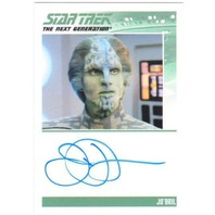 2013 Star Trek Next Generation Heroes & Villains Autograph Cards Lot James Horan
