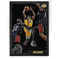 KOBE BRYANT 1998-99 Topps Chrome #68 Los Angeles Lakers
