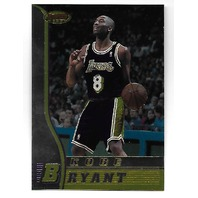 KOBE BRYANT 1999-00 Topps Chrome #125 Los Angeles Lakers Dunk