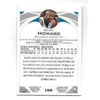 DWIGHT HOWARD 2004-05 Topps Chrome Rookie RC Card #166 Orlando Magic