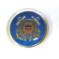 US Coast Guard USCG Chief Petty Officer CPO Challenge Coin Semper Paratus