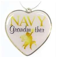 Vanguard ORNAMENT: NAVY GRANDMOTHER