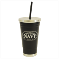 Vanguard SPIRIT CUP BLACK/SILVER WITH UNITED STATES NAVY