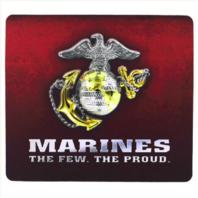 Vanguard USMC MOUSE PAD: MARINES THE FEW THE PROUD