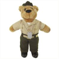 Vanguard MARINE CORPS CHARLIE BEAR PLUSH BEAR