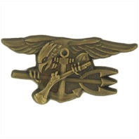 Vanguard LAPEL PIN: NAVY SPECIAL WARFARE SEAL