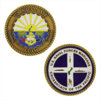 Vanguard NAVY COIN: NAVAL BASE GUAM
