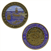 Vanguard NAVY COIN: DEPARTMENT OF THE NAVY