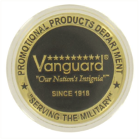 Vanguard COIN HOLDER: 1½ INCH PLASTIC