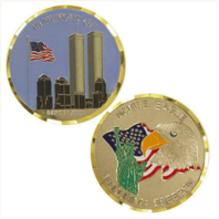 Vanguard COIN: SEPTEMBER 11TH COIN OF FREEDOM