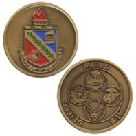 Vanguard ARMY COIN: DEFENSE LANGUAGE INSTITUTE