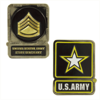 Vanguard ARMY COIN: STAFF SERGEANT