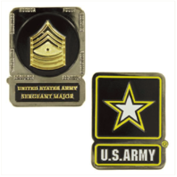 Vanguard ARMY COIN: SERGEANT MAJOR
