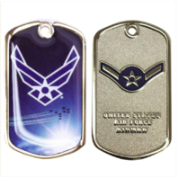 Vanguard AIR FORCE COIN: AIRMAN
