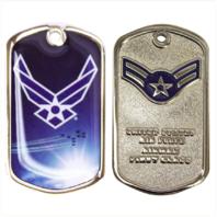 Vanguard AIR FORCE COIN: AIRMAN 1ST CLASS