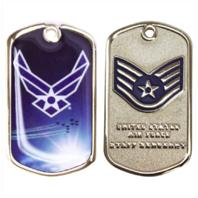 Vanguard AIR FORCE COIN: STAFF SERGEANT