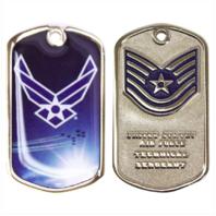 Vanguard AIR FORCE COIN: TECH SERGEANT