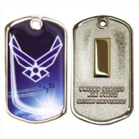 Vanguard AIR FORCE COIN: 2ND LIEUTENANT
