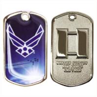 Vanguard AIR FORCE COIN: CAPTAIN