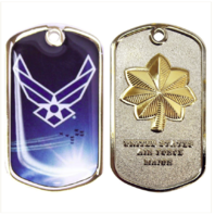 Vanguard AIR FORCE COIN: MAJOR