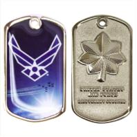 Vanguard AIR FORCE COIN: LIEUTENANT COLONEL