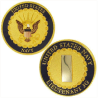 Vanguard NAVY COIN: LIEUTENANT JUNIOR GRADE