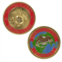Vanguard MARINE CORPS COIN: FIRST MARINE EXPEDITIONARY FORCE - AIR GROUND TEAM