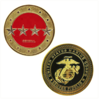Vanguard MARINE CORPS COIN: GENERAL