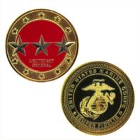 Vanguard MARINE CORPS COIN: LIEUTENANT GENERAL