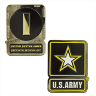 Vanguard ARMY COIN: SECOND LIEUTENANT
