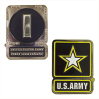 Vanguard ARMY COIN: FIRST LIEUTENANT