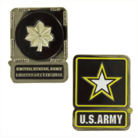 Vanguard ARMY COIN: LIEUTENANT COLONEL