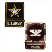 Vanguard ARMY COIN: COLONEL