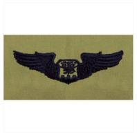 Vanguard AIR FORCE EMBROIDERED BADGE: NAVIGATOR - ABU