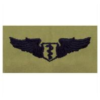 Vanguard AIR FORCE EMBROIDERED BADGE: FLIGHT SURGEON - ABU