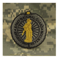 Vanguard ARMY IDENTIFICATION ACU SENIOR ARMY NAT'L GUARD RECRUITING & RETENTION