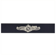 Vanguard NAVY EMBROIDERED BADGE: INFORMATION DOMINANCE WARFARE ENLISTED - EMBROIDERED ON COVERALL