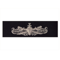 Vanguard NAVY EMBROIDERED BADGE: SURFACE WARFARE ENLISTED - COVERALL
