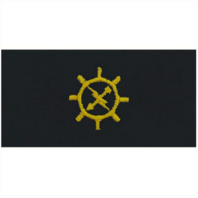 Vanguard NAVY EMBROIDERED COLLAR DEVICE: OPERATIONS TECHNICIAN - COVERALL
