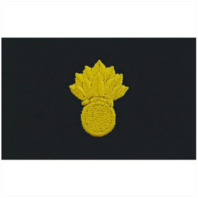 Vanguard NAVY EMBROIDERED COLLAR DEVICE: ORDNANCE TECHNICIAN - COVERALL