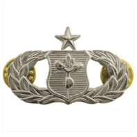 Vanguard AIR FORCE BADGE: WEATHER OPERATIONS: SENIOR - REGULATION SIZE