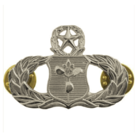 Vanguard AIR FORCE BADGE: WEATHER OPERATIONS: MASTER - REGULATION SIZE