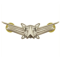 Vanguard AIR FORCE BADGE: SPACE BASIC- REGULATION SIZE