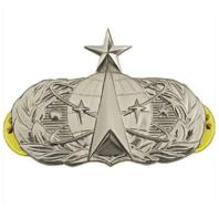 Vanguard AIR FORCE BADGE: SPACE AND MISSILE: SENIOR - REGULATION SIZE