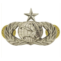 Vanguard AIR FORCE BADGE: COMMUNICATIONS: SENIOR - REGULATION SIZE