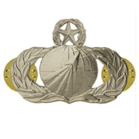 Vanguard AIR FORCE BADGE: ACQUISITION: MASTER - MIDSIZE